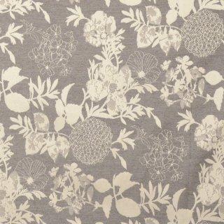 Brocade Charcoal Fabric
