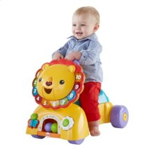 3-in-1 Sit, Stride & Ride Lion