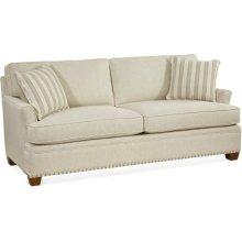Greenwich Queen Sleeper Sofa with Nailheads