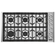 "36"" Gas Cooktop, Natural Gas"