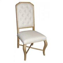 Wood Frame Side Chair