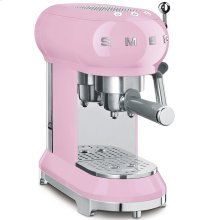 Espresso Coffee Machine Pink