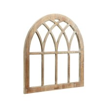 Cathedral Window Frame Wall Decor