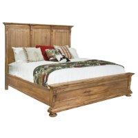 Wellington Hall California King Panel Bed Product Image