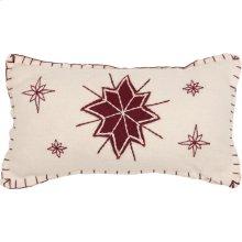 North Star Pillow 7x13