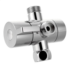 Moen chrome shower arm diverter Product Image