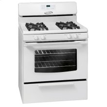 Crosley Gas Ranges(5.0 Cu. Ft. Self-Cleaning Oven with Safety Lock)