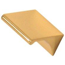 Tab Pulls A970 - Polished Brass