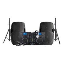 Multi-media DJ Package