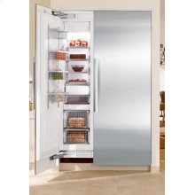 "18"" Freezer (Integrated, left-hinge)"