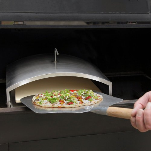 Wood-Fired Pizza Attachment