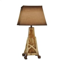 Antler Cage Table Lamp