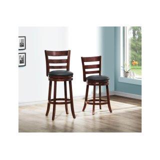 Edmond Swivel Counter Height Chair
