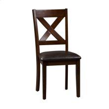 X Back Side Chair- Qty 1