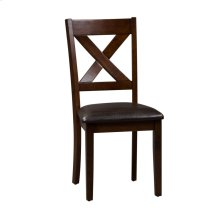 X Back Side Chair- Qty 1