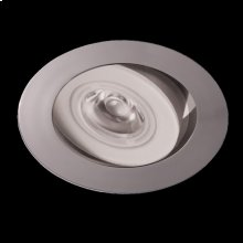MINILITE,CABINET ADJ,LED - Satin Nickel