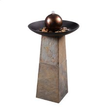 Orb - Outdoor Floor Fountain