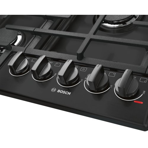 800 Series Gas Cooktop 36'' Black NGM8646UC