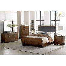 Homelegance 1815 Minato Bedroom set Houston Texas USA Aztec Furniture