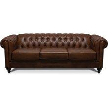 Leather Brooks Sofa 4H05LS
