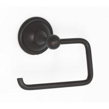 Yale Single Post Tissue Holder A9266 - Chocolate Bronze