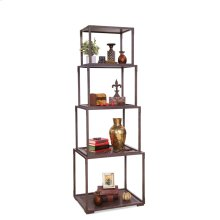 14201 KILDAIR II - IRON STACKING ETAGERE
