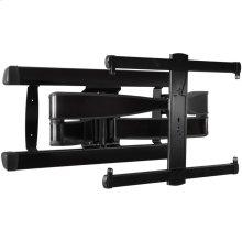 """Black SANUS Advanced Full-Motion Premium TV Mount for 42"""" to 90"""" TVs"""