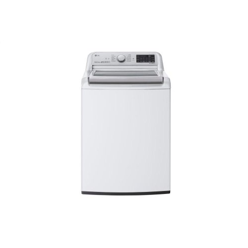 5.5 cu.ft. Smart wi-fi Enabled Top Load Washer with TurboWash3D Technology