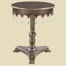 """Bling"" Bangle End Table"