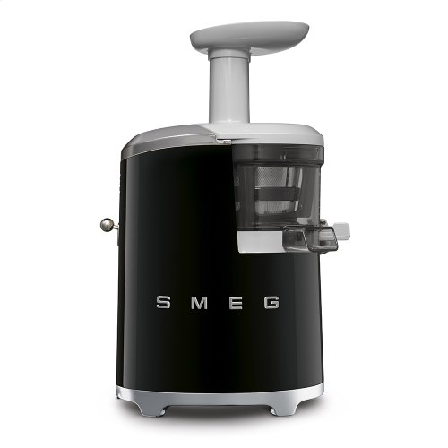 Slow juicer, Black
