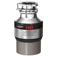 Evergrind E505 Garbage Disposal, 3/4 HP