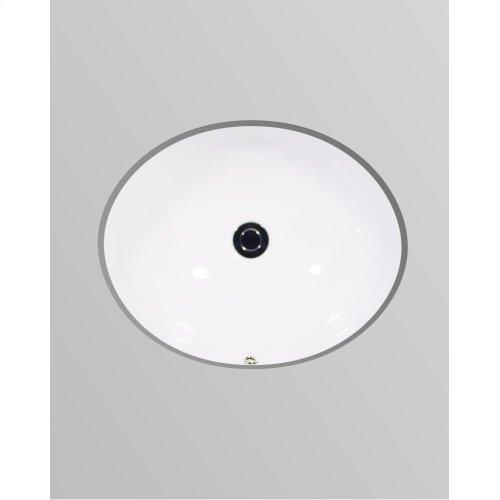 Balsa VANITY Undermount Lavatory 15'' x 12''