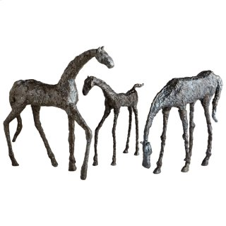 Filly Sculpture