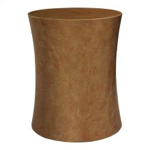 Accents Copper Textured Pedestal