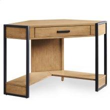 Metal and Wood Corner Desk #92430