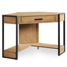 Metal and Wood Corner Desk #92430