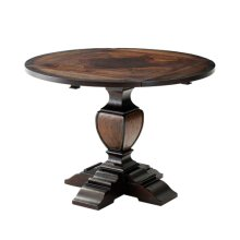 Square To Circle Dining Table