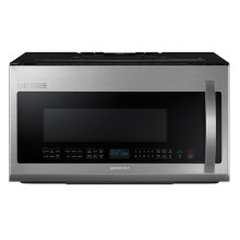 ME21H9900AS Over the Range Microwave with Grease Procleaner, 2.1 cu.ft
