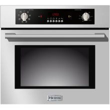 """Stainless Steel 24"""" Electric 110 Volt Oven"""