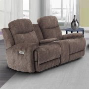 BOWIE - RANGE Power Console Loveseat Product Image