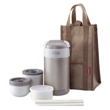 Lunch Boxe in Champagne Gold - 31oz (0.9L)