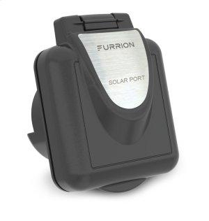 Solar Port Inlet - Black Product Image