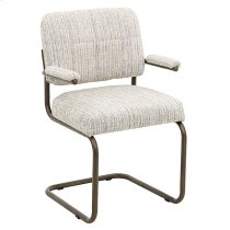 Breuer Arm Chair (textured bronze) Product Image