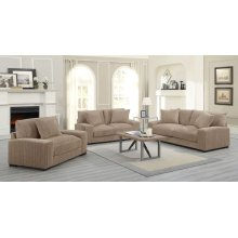 Big Chill Tan Sofa, Love, Chair, U2247
