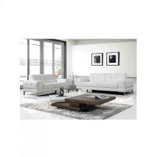 Material: Foam High Quality Pu - Sofa 3 Seats - Metal Legs