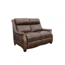 Warrendale Cognac Loveseat
