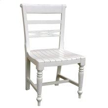 Raffles Side Chair - Wht