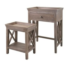 Britton Side Tables - Set of 2