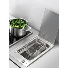 """12"""" CS 1411 F Electric Boiler & Fryer - Electric Broiler/Deep Fryer CombiSet (12"""")"""