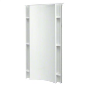 """Accord® Series 7224, 36""""x77"""" Backwall - White Product Image"""